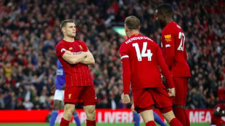 利物浦绝杀达成十七连胜,命硬才是真道理!