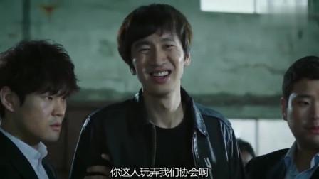 心里的声音:李光洙当爆笑演绎,快把人给逼疯了!