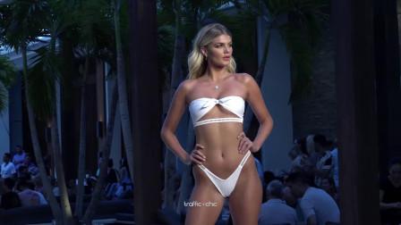 Vincija 比基尼2020迈阿密泳装秀,魅力迷人的小姐姐身材姣好,性感妩媚!