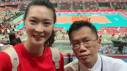 《中国女排》花絮照惠若琪被马赛克 天津体育致歉