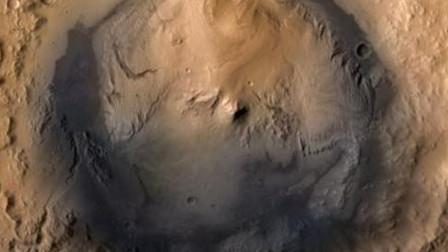 """美国""""好奇号""""探测器发现新证据 火星可能曾有生命"""