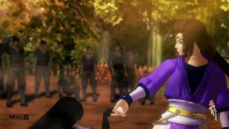 秦时明月之万里长城:少羽英雄救美石兰,天明你来迟了