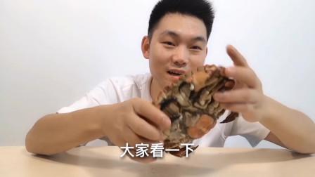 面包蟹,新鲜的与冻得区别竟然是!!!