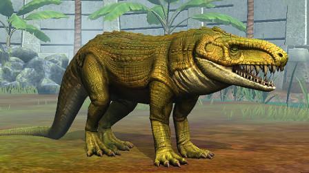 侏罗纪世界进化:轻取34关战斗任务