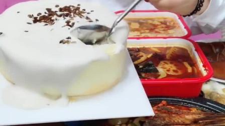 这个蛋糕叫什么名字,有没有吃过的