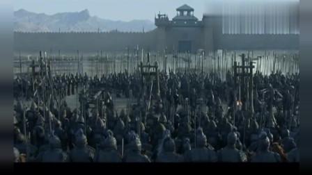 三国中最详细的攻城画面,太真实了,战火滔天!