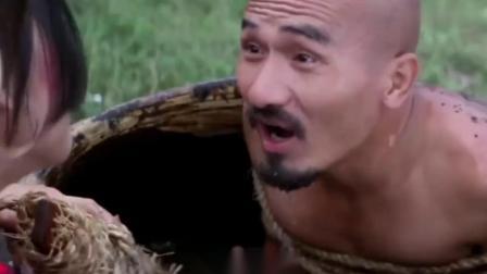 大老千:经典喜剧片笑点不断,两人遇上食人族,下秒遭遇笑喷!