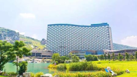 世界上最大的酒店,是上海迪士尼面积的4倍,就在中国