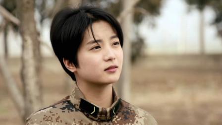 陆战之王:美女被人形容为天上的仙女,谁知这个解释太搞笑了,佩服!