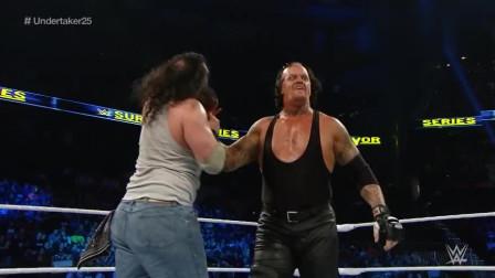 WWE:2015幸存者经典大赛,毁灭兄弟vs怀特!