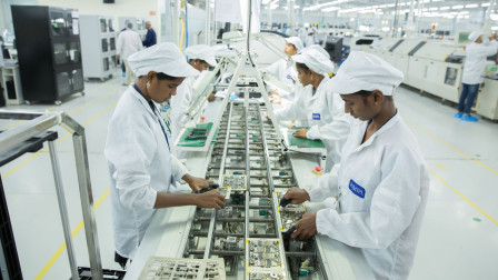 富士康在印度建工厂,印度人的上班方式,让富