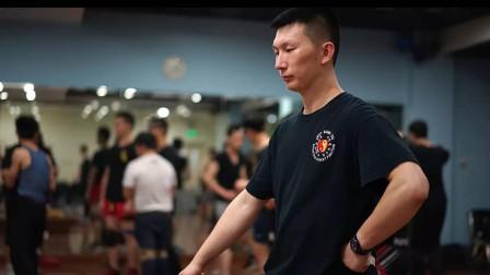 馆主远赴北京,学习真正的截拳道