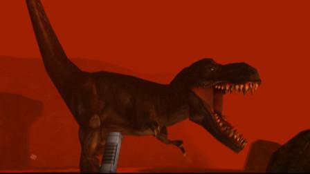 恐龙危机2真正的剧情续作:恐龙追猎者 中文剧情解说 第四期(完结)