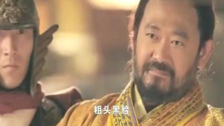 杨广碰上混世魔王程咬金,两个皇帝的对话也太搞笑了吧,真是人才