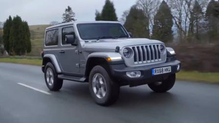 2019款Jeep牧马人:买这车不为越野,是为了信仰!
