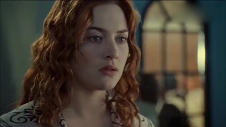泰坦尼克号:露丝知未婚夫丑陋,竟让杰克等,直接向他吐口水!