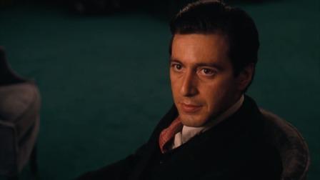 拿屠刀的优雅绅士,一生为了家人的男人,是什么让男人们如此迷恋《教父》?