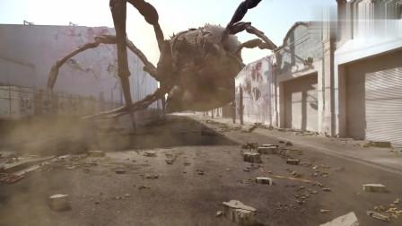 恶魔蜘蛛王:原本只是一点点的小蜘蛛,靠吞噬人类迅速长大