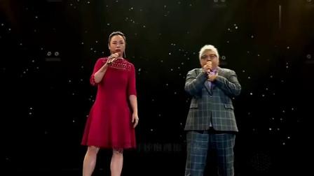 韩红&黄绮珊对唱《离不开你》惊艳飙高音,堪称神仙打架!