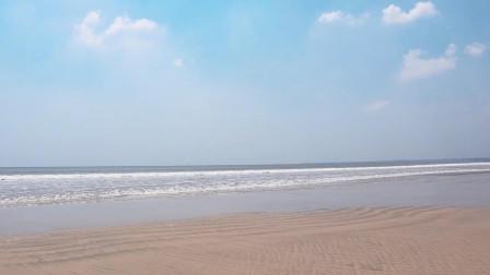文昌冯家湾,82版《西游记》孙悟空出世地,这片海太美了