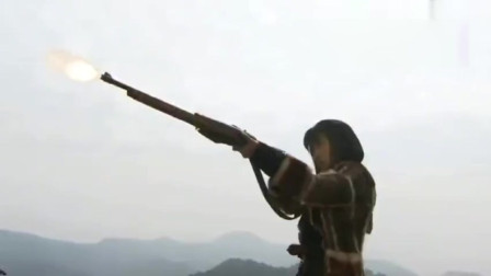 江湖儿女:女子从小打猎,长大后加入游击队打鬼子!