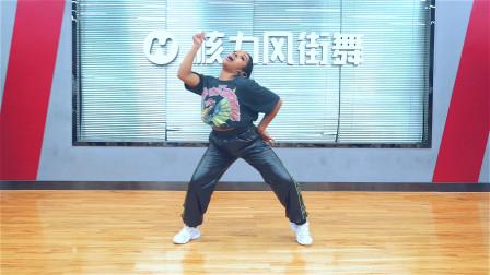力量超强动作到位的美国编舞师舞蹈鉴赏