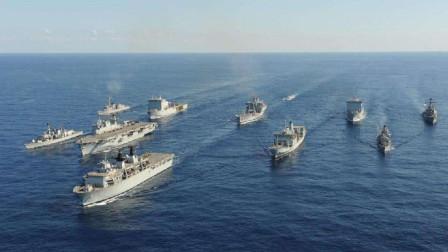 美国人眼中军事实力强大的四个国家,中国排名以外,印度排第四