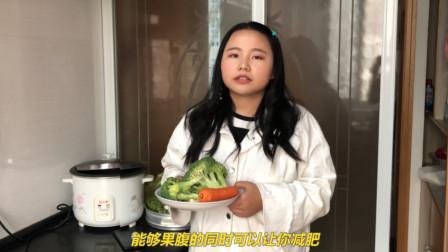 睿哥教你做胡罗卜炒西兰花,色香味美,营养健康一学就会!