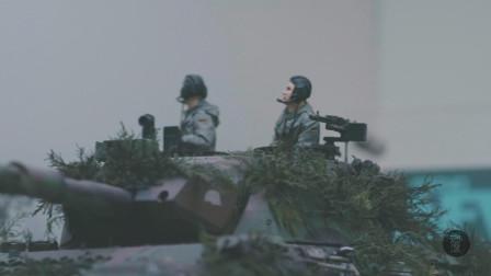 接广告拍视频B站up主都在干什么 ? 东北小伙凭坦克模军团获超高点击