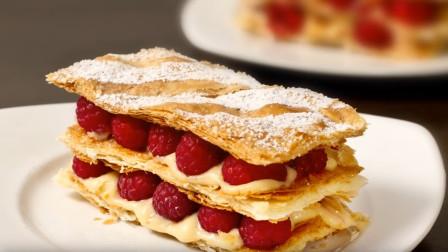 法式千层酥之所以称为拿破仑蛋糕,是因为它们都很矮?