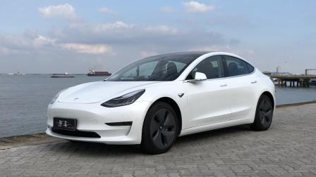 【集车】特斯拉Model 3驾驶辅助测试-集车