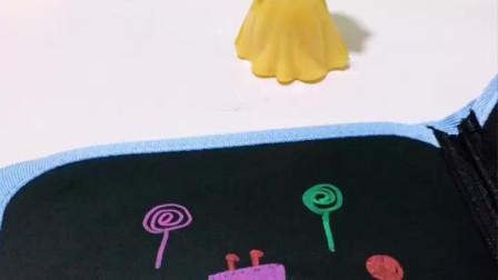 亲子小游戏:谁给白雪的生日蛋糕弄成了这样