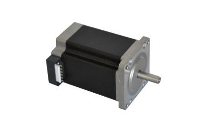 电机的矩频特性和定位精度介绍、两相步进与五项步进应用