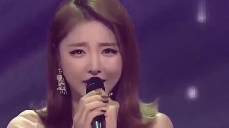 唱哭无数韩国人,洪真英一首《活着》,道出为人的心酸