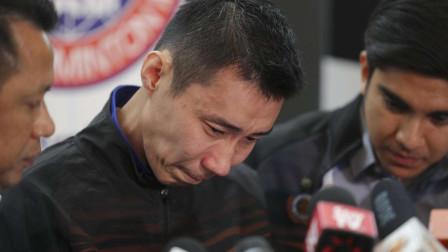 羽毛球名将李宗伟首谈治疗过程,因病正式宣布退役,网友:太可惜