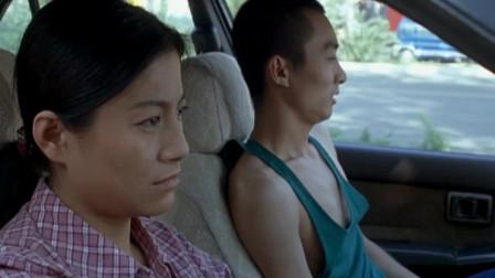 电影:这女司机技术差脾气还坏,在马路中间突然停下,有好戏看了