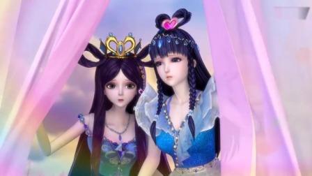 叶罗丽:罗丽请灵公主救辛灵,灵公主让她和王默过去,留下水王子