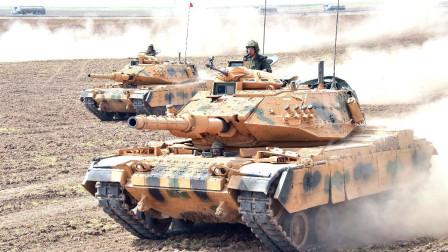 大战爆发!美国翻脸抛弃盟友,土耳其大军出击越境打击库尔德人