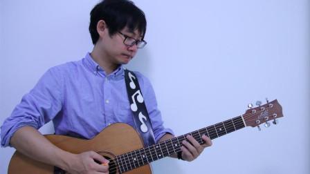 昊焱弹吉他-日常练习Saturday Night Shuffle教学