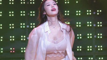4K全孝盛2019年白色蕾丝性感回归!时隔多年终于可以活动了!Jun Hyo-Seong