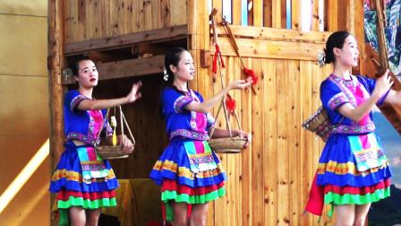 在桂林,听到了这段《刘三姐对山歌》,熟悉此歌的人群不再年轻!