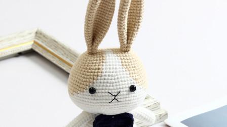 胖丫手作 第167集 小兔子耳朵 手臂和缝合