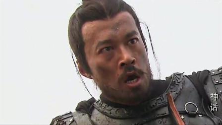 神话:项羽被逼乌江,大喊:今日我虽死,却还是西楚霸王!