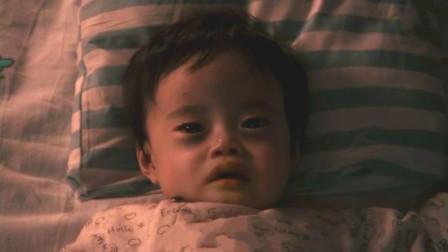母亲为了听懂婴儿讲话,疯狂服用婴语药片,结果把自己吃成了婴儿