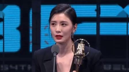 賈靜雯獲金鐘獎戲劇節目女主角大獎 粵夜粵娛樂 20191008