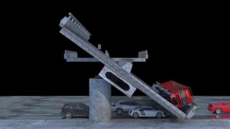 3D还原无锡高架桥侧翻事故 法学专家:超载司机或涉嫌交通肇事罪
