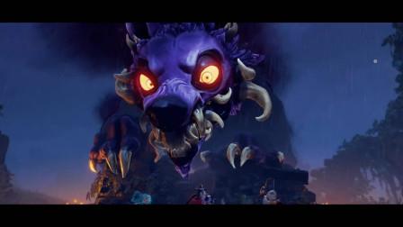 【克拉吉尔荒野!大战巨型噩梦狼】黑玩《三位一体4:梦魇王子》P2
