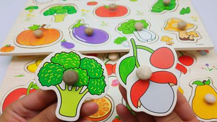 西兰花和荔枝,是你喜欢的蔬菜和水果吗