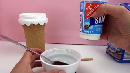 Chillfactor 冰乐杯 冰沙杯 冰激凌杯 自制 巧克力 奶油  冰沙 冰激淋
