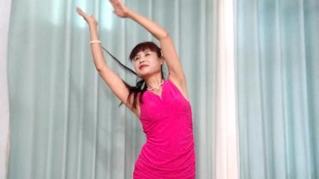 【任如意如意舞】美体塑型操前 后要做的拉伸操 以防跳操时拉伤